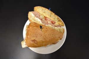Bistro Sandwich at Davenport Catering